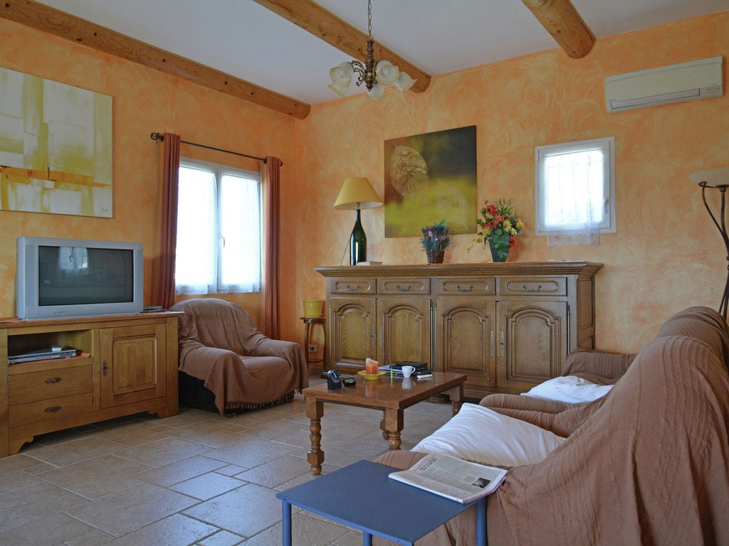 Ferienhaus Villa mit Pool und Talblick in Saint-Laurent-de-Carnols (303677), Bagnols sur Cèze, Gard Binnenland, Languedoc-Roussillon, Frankreich, Bild 7