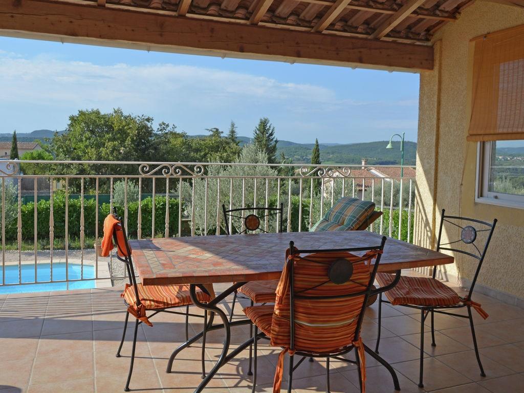 Ferienhaus Villa mit Pool und Talblick in Saint-Laurent-de-Carnols (303677), Bagnols sur Cèze, Gard Binnenland, Languedoc-Roussillon, Frankreich, Bild 21