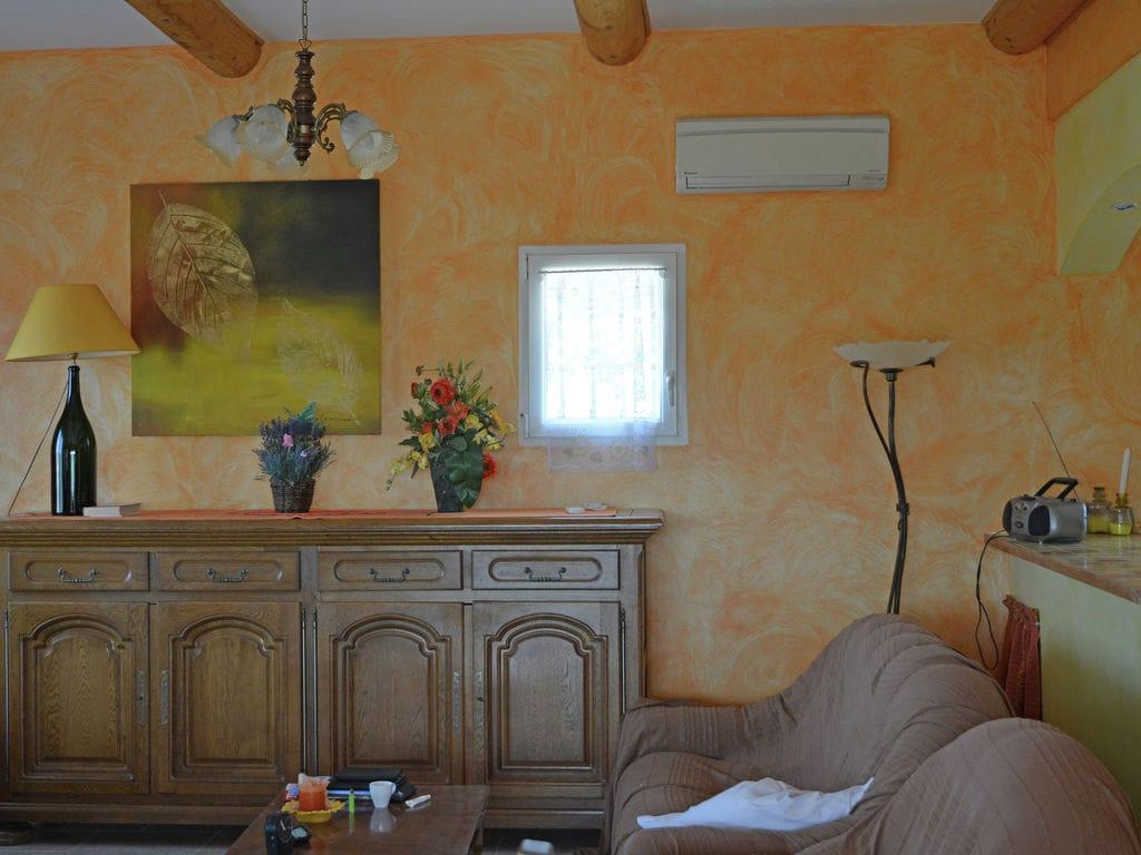 Ferienhaus Villa mit Pool und Talblick in Saint-Laurent-de-Carnols (303677), Bagnols sur Cèze, Gard Binnenland, Languedoc-Roussillon, Frankreich, Bild 8