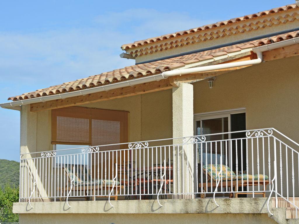 Ferienhaus Villa mit Pool und Talblick in Saint-Laurent-de-Carnols (303677), Bagnols sur Cèze, Gard Binnenland, Languedoc-Roussillon, Frankreich, Bild 22