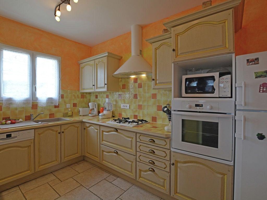 Ferienhaus Villa mit Pool und Talblick in Saint-Laurent-de-Carnols (303677), Bagnols sur Cèze, Gard Binnenland, Languedoc-Roussillon, Frankreich, Bild 11