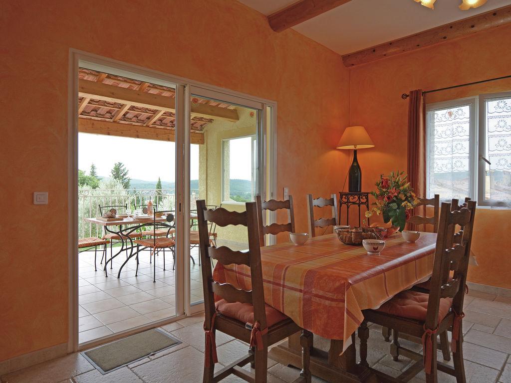 Ferienhaus Villa mit Pool und Talblick in Saint-Laurent-de-Carnols (303677), Bagnols sur Cèze, Gard Binnenland, Languedoc-Roussillon, Frankreich, Bild 9