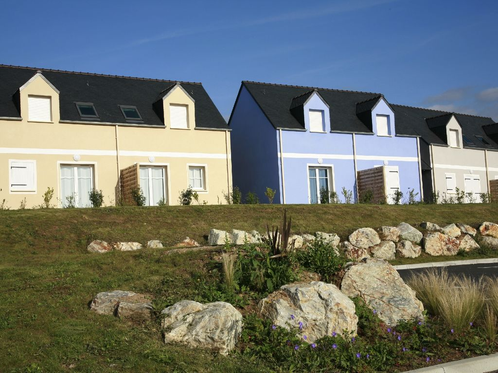 Ferienhaus Schöne Ferienwohnung auf der aufregenden Halbinsel Crozon (308046), Plomodiern, Atlantikküste Finistère, Bretagne, Frankreich, Bild 1
