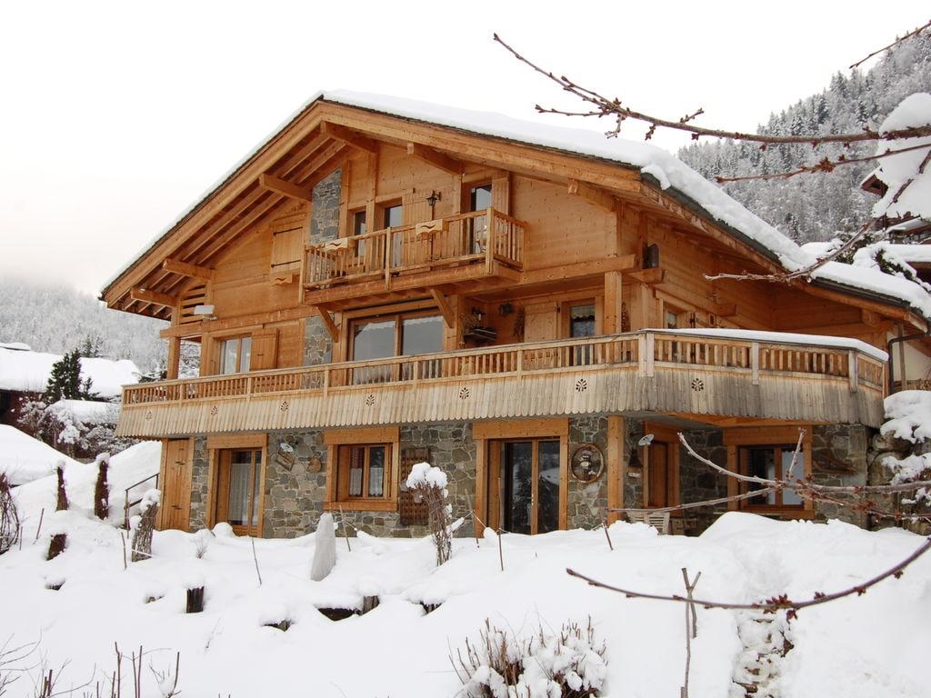 Ferienhaus Gemütliches Chalet in Grand-Bornand mit Gartenmöbeln (248216), Le Grand Bornand, Hochsavoyen, Rhône-Alpen, Frankreich, Bild 5