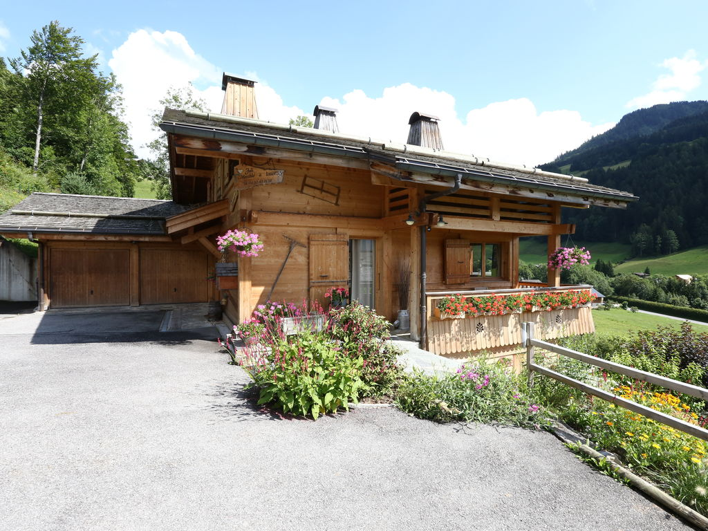 Ferienhaus Gemütliches Chalet in Grand-Bornand mit Gartenmöbeln (248216), Le Grand Bornand, Hochsavoyen, Rhône-Alpen, Frankreich, Bild 1