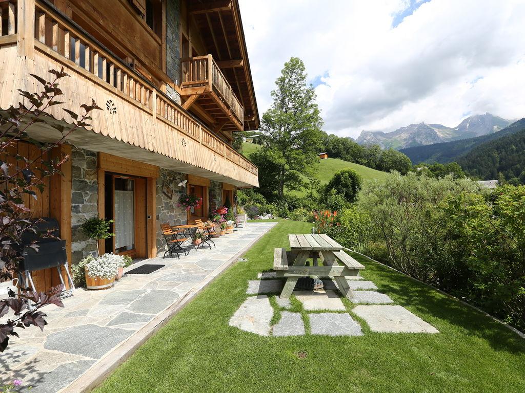 Ferienhaus Gemütliches Chalet in Grand-Bornand mit Gartenmöbeln (248216), Le Grand Bornand, Hochsavoyen, Rhône-Alpen, Frankreich, Bild 2