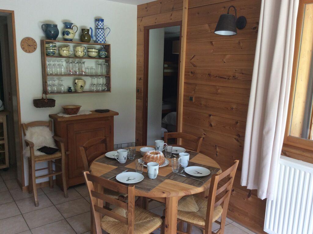 Ferienhaus Gemütliches Chalet in Grand-Bornand mit Gartenmöbeln (248216), Le Grand Bornand, Hochsavoyen, Rhône-Alpen, Frankreich, Bild 11