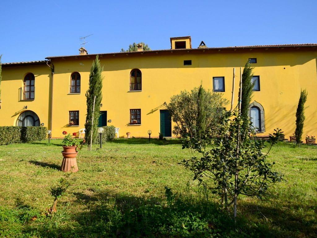 Ferienhaus Modernes Ferienhaus in Vinci mit Swimmingpool (152586), Vinci, Pistoia, Toskana, Italien, Bild 4