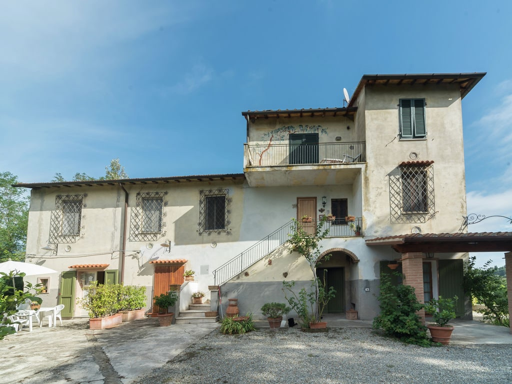 Ferienhaus Traditionelles Ferienhaus am Waldrand in Treggiaiaia (152735), Terricciola, Pisa, Toskana, Italien, Bild 2