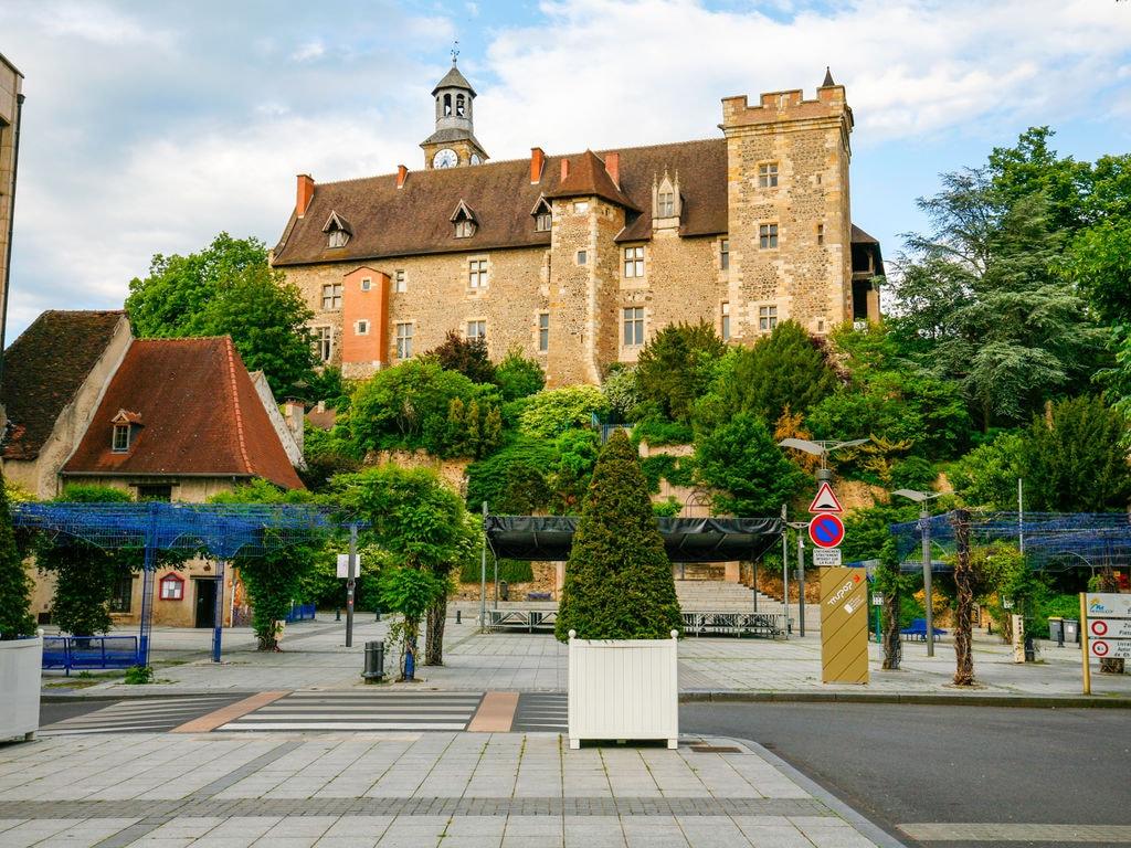 Ferienhaus Gemütliches Ferienhaus in Chavenon Auvergne mit Garten (152749), Buxières les Mines, Allier, Auvergne, Frankreich, Bild 27