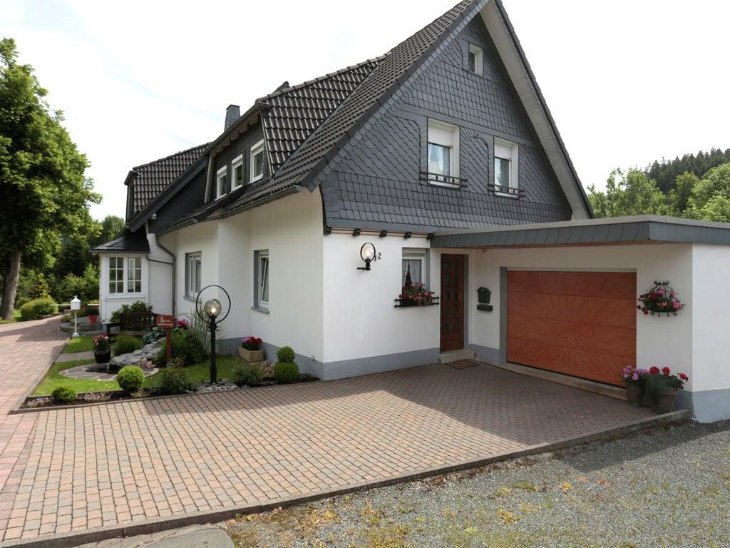Ferienwohnung Luxus-Apartment in Küstelberg (Sauerland) in Skigebietsnähe (255319), Medebach, Sauerland, Nordrhein-Westfalen, Deutschland, Bild 1