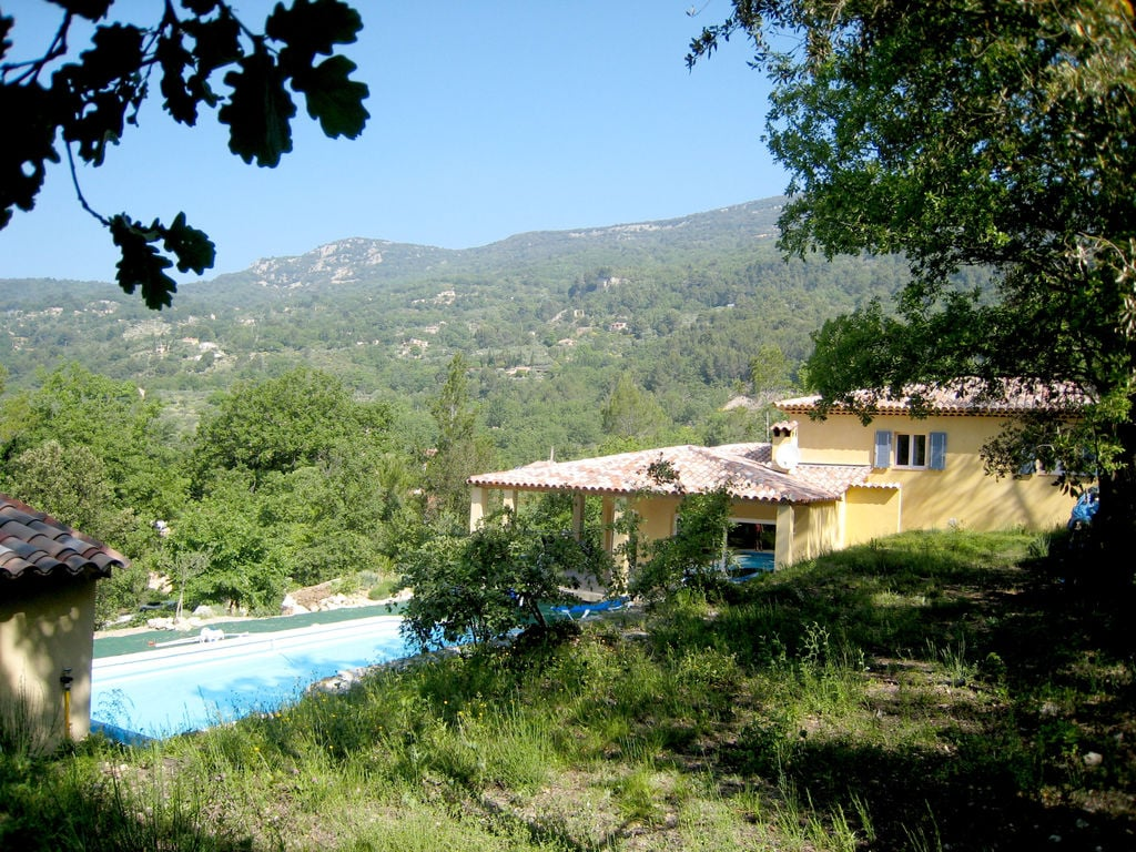 Ferienhaus Luxusvilla in Bargemon, Provence, mit Swimmingpool (153476), Callas, Var, Provence - Alpen - Côte d'Azur, Frankreich, Bild 2