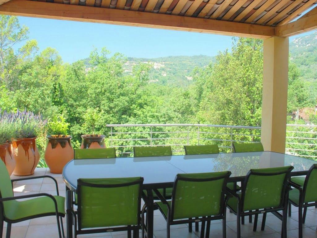 Ferienhaus Luxusvilla in Bargemon, Provence, mit Swimmingpool (153476), Callas, Var, Provence - Alpen - Côte d'Azur, Frankreich, Bild 6