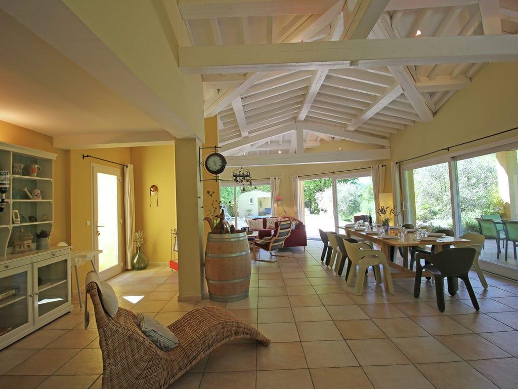 Ferienhaus Luxusvilla in Bargemon, Provence, mit Swimmingpool (153476), Callas, Var, Provence - Alpen - Côte d'Azur, Frankreich, Bild 8