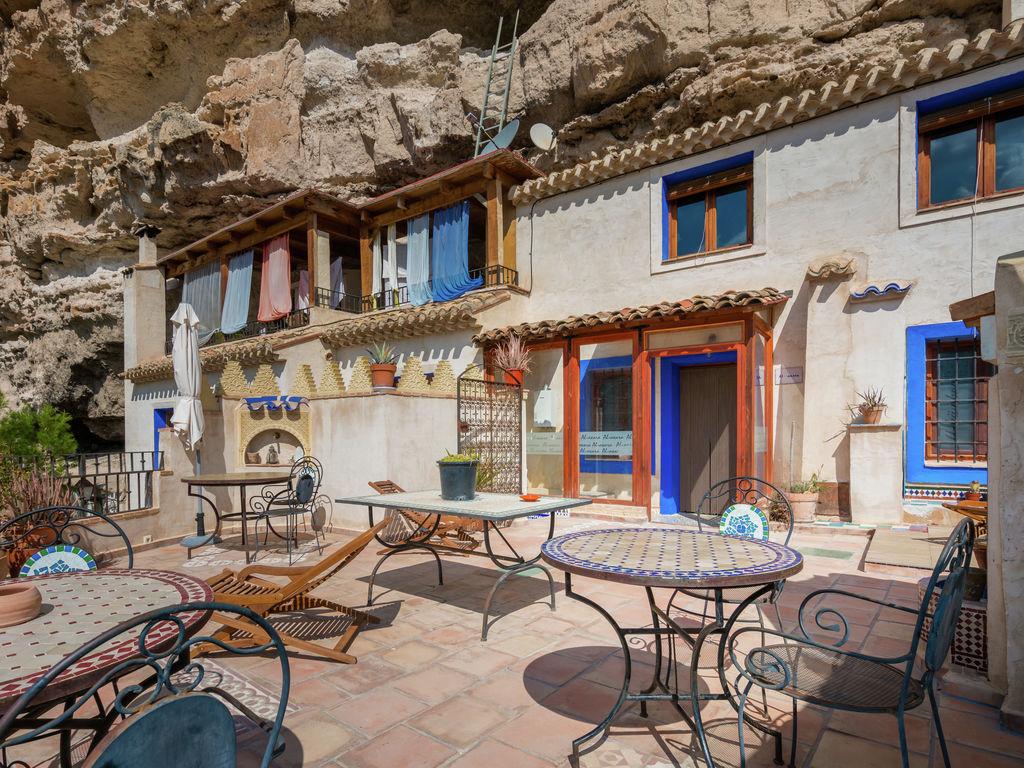 Al-hambra Ferienhaus  Kastilien La Mancha