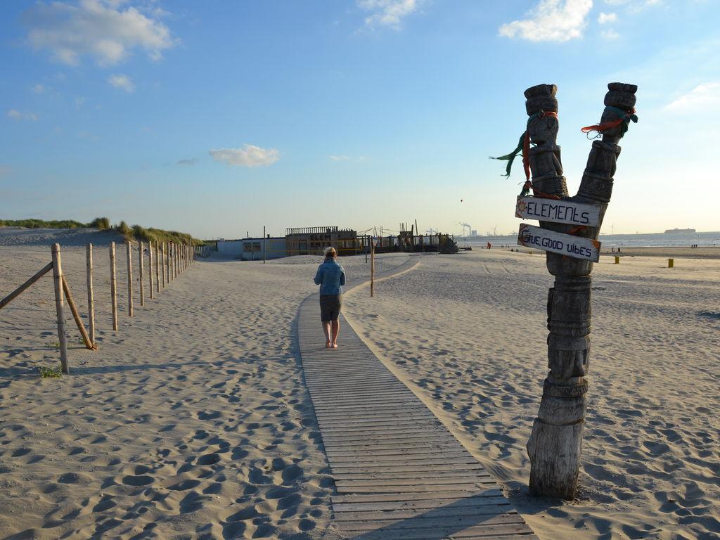 Ferienhaus Einzigartiger Bungalow auf den Dünen nur 200 m vom Strand (153951), 's-Gravenzande, , Südholland, Niederlande, Bild 31