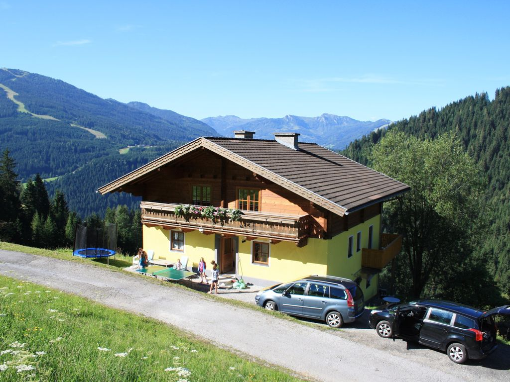 Holiday house Modernes Chalet in Wagrain mit Balkon (253602), Wagrain, Pongau, Salzburg, Austria, picture 2