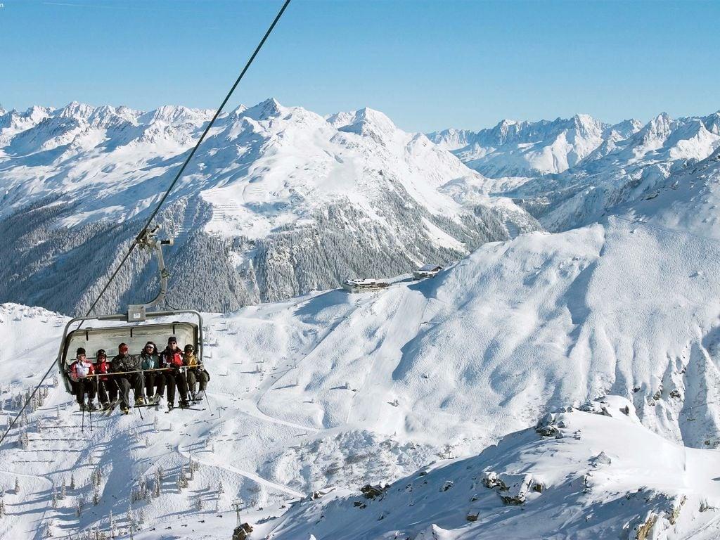 Ferienwohnung Schöne Ferienwohnung in Vandans mit Terrasse (254037), Vandans, Montafon, Vorarlberg, Österreich, Bild 39