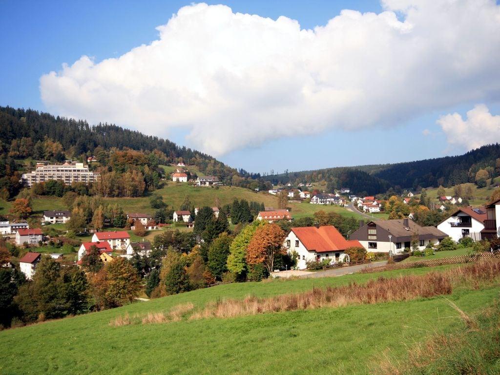 Ferienwohnung Moderne Erdgeschoss-Ferienwohnung in Südlage im attraktiven Fichtelgebirge (155130), Warmensteinach, Oberfranken, Bayern, Deutschland, Bild 29