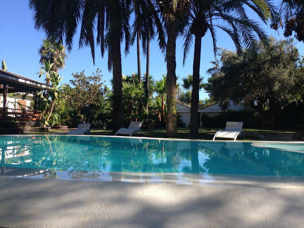 Residencial El Oasis Ferienhaus  Costa de Valencia