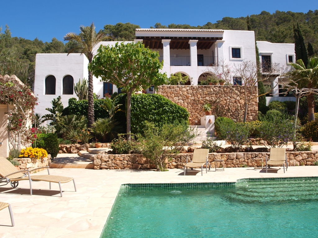Ferienhaus Geräumige Villa mit Swimmingpool auf Ibiza (562954), San Carlos de Peralta, Ibiza, Balearische Inseln, Spanien, Bild 1