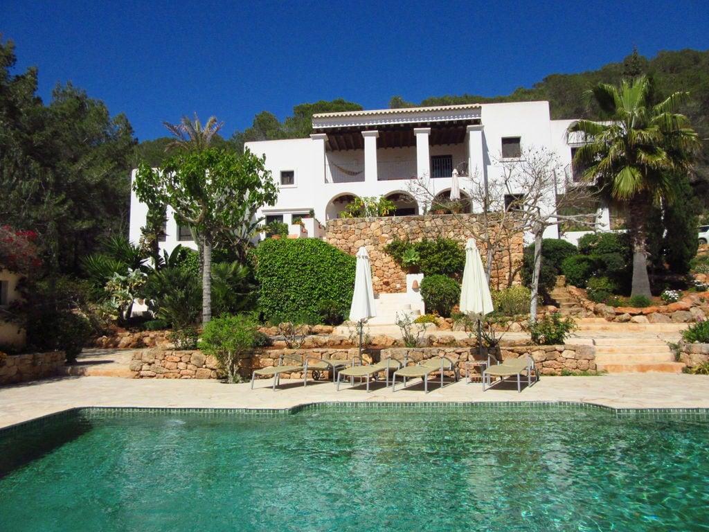 Ferienhaus Geräumige Villa mit Swimmingpool auf Ibiza (562954), San Carlos de Peralta, Ibiza, Balearische Inseln, Spanien, Bild 2