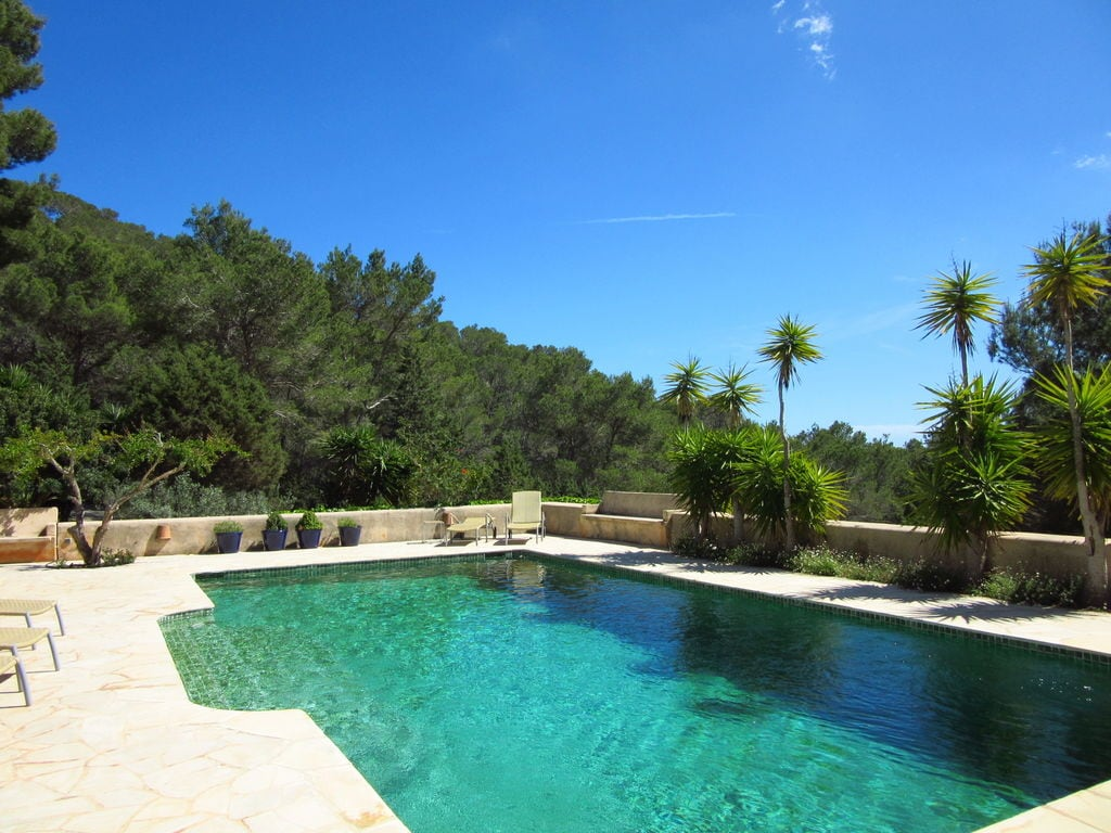 Ferienhaus Geräumige Villa mit Swimmingpool auf Ibiza (562954), San Carlos de Peralta, Ibiza, Balearische Inseln, Spanien, Bild 7