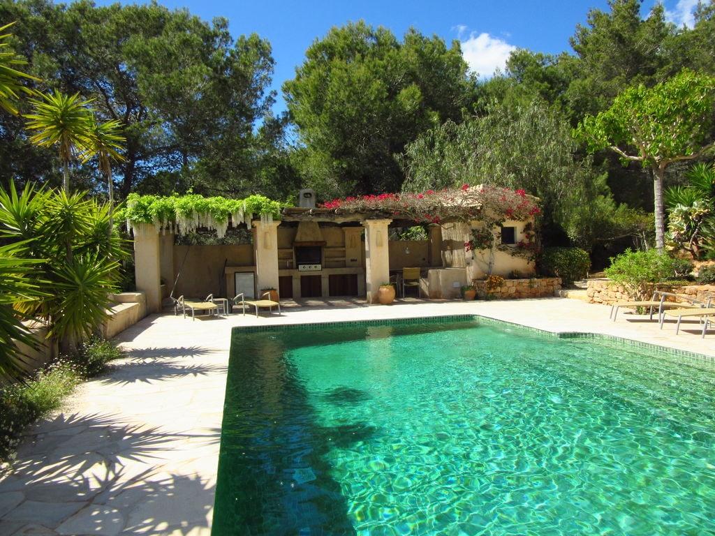 Ferienhaus Geräumige Villa mit Swimmingpool auf Ibiza (562954), San Carlos de Peralta, Ibiza, Balearische Inseln, Spanien, Bild 9