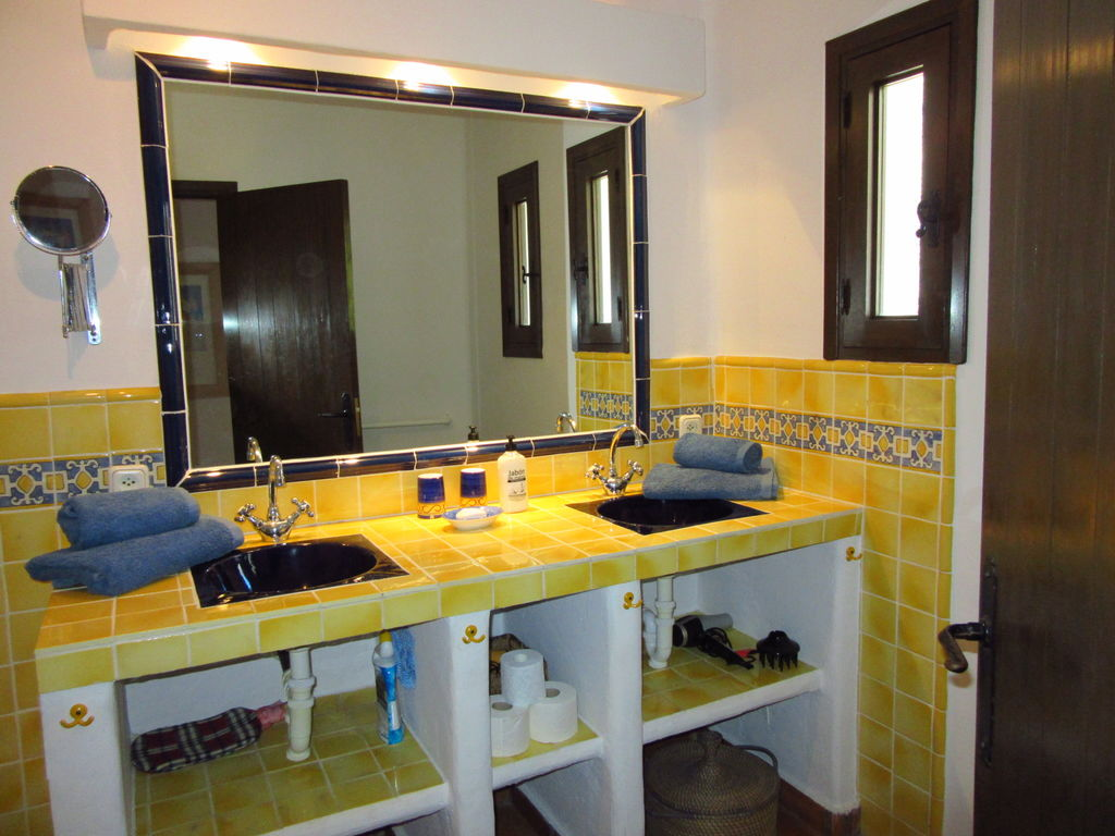 Ferienhaus Geräumige Villa mit Swimmingpool auf Ibiza (562954), San Carlos de Peralta, Ibiza, Balearische Inseln, Spanien, Bild 25