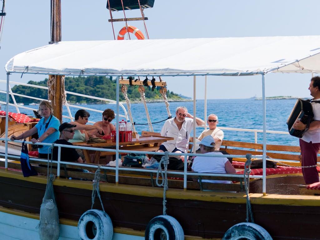 Ferienhaus Komfortables Ferienhaus mit Mikrowelle, 5 km von Rovinj (256425), Rovinj, , Istrien, Kroatien, Bild 14