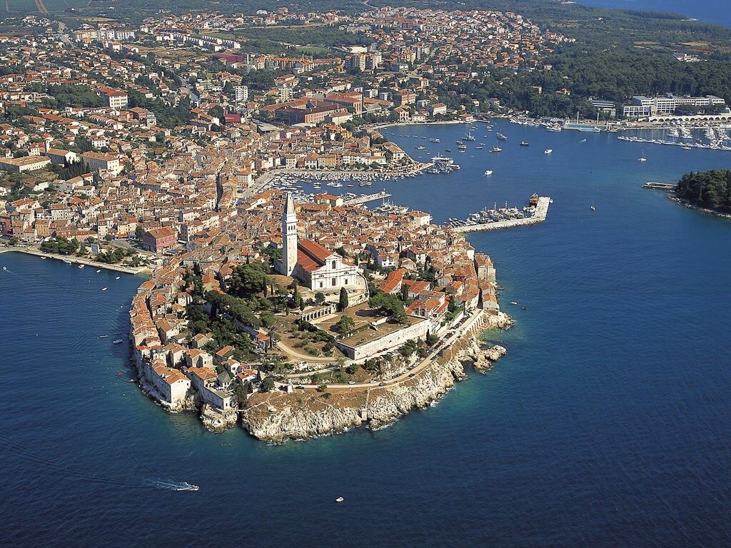 Ferienhaus Komfortables Ferienhaus mit Mikrowelle, 5 km von Rovinj (256425), Rovinj, , Istrien, Kroatien, Bild 34