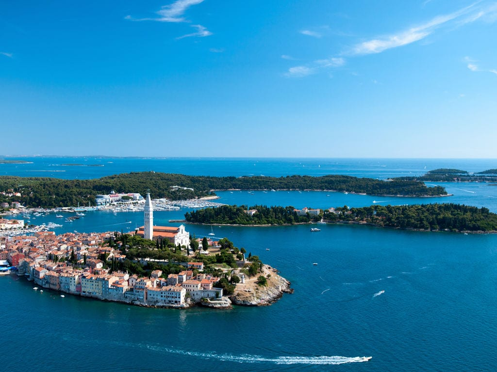 Ferienhaus Komfortables Ferienhaus mit Mikrowelle, 5 km von Rovinj (256425), Rovinj, , Istrien, Kroatien, Bild 35