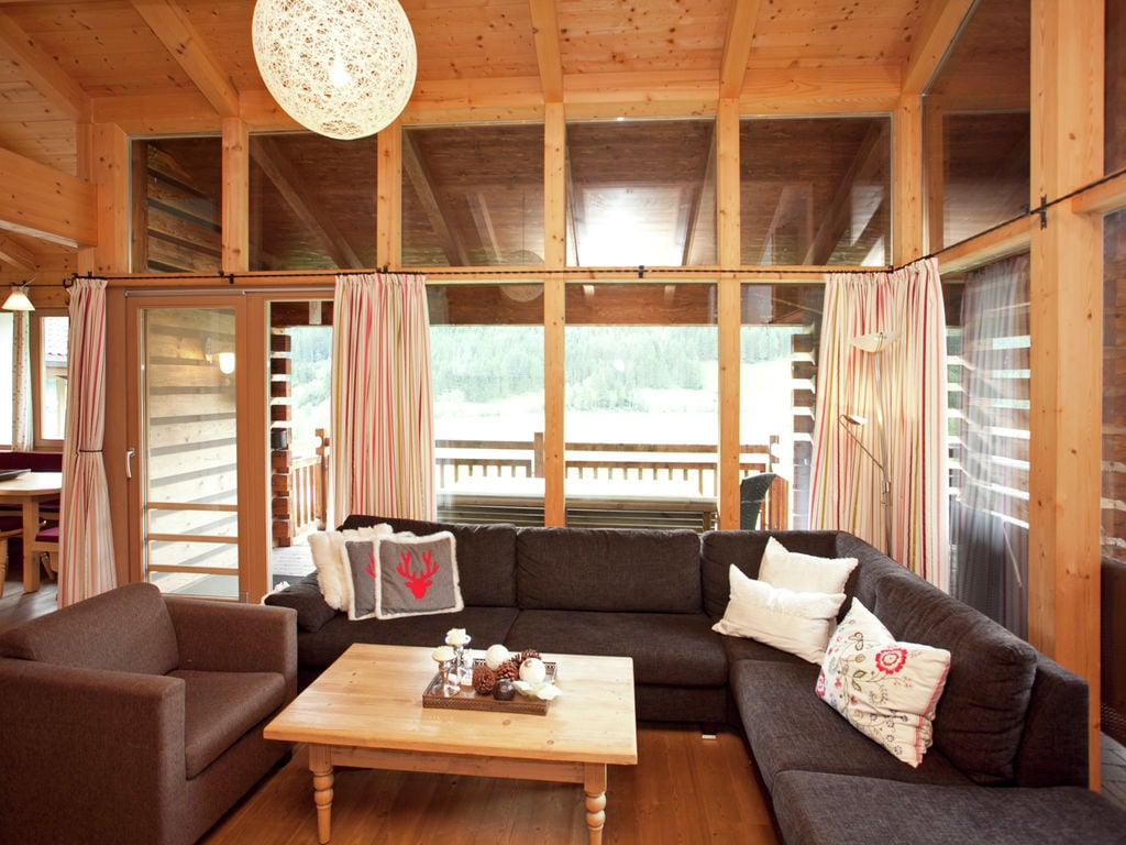 Maison de vacances Chalets im Wald (253658), Wald im Pinzgau, Pinzgau, Salzbourg, Autriche, image 5