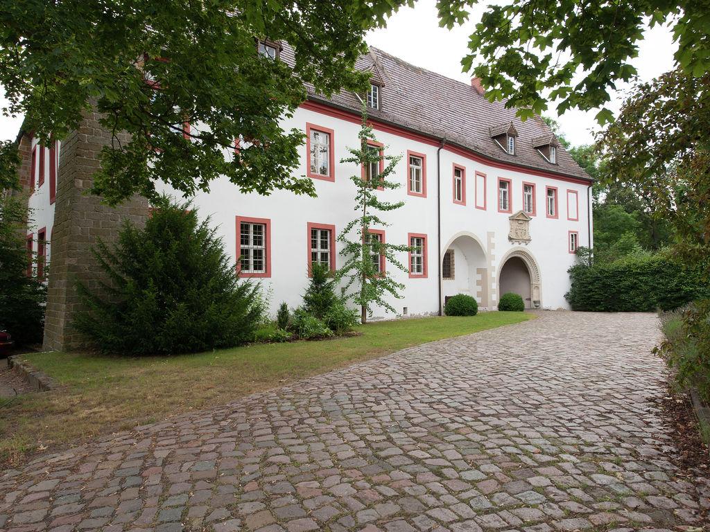 Holiday house Gemütliche Ferienwohnung am See in Triestewitz (161129), Großtreben-Zwethau, Saxon Burgen- and Heideland, Saxony, Germany, picture 8