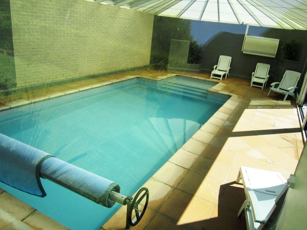 Ferienhaus Schönes Ferienhaus mit privatem Swimmingpool in Waimes (164331), Waimes, Lüttich, Wallonien, Belgien, Bild 4