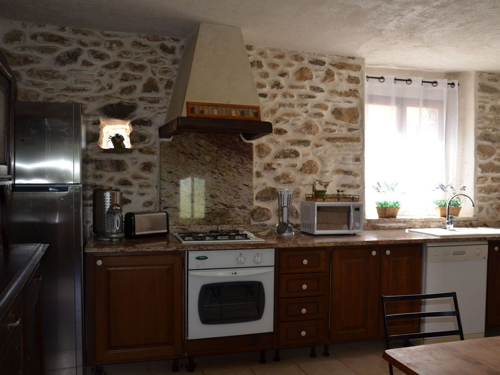 Ferienhaus Tolles restauriertes Haus mit Swimmingpool bei Moriani-Plage (165039), San Nicolao, Nordkorsika, Korsika, Frankreich, Bild 13