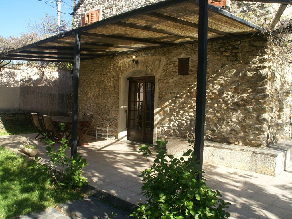 Ferienhaus Tolles restauriertes Haus mit Swimmingpool bei Moriani-Plage (165039), San Nicolao, Nordkorsika, Korsika, Frankreich, Bild 22