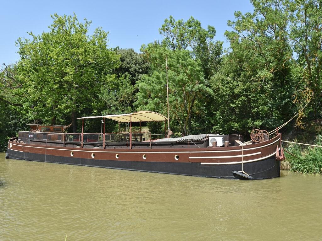Ferienwohnung Charmantes Boot in Villedubert mit Terrasse (165869), Trèbes, Aude Binnenland, Languedoc-Roussillon, Frankreich, Bild 2