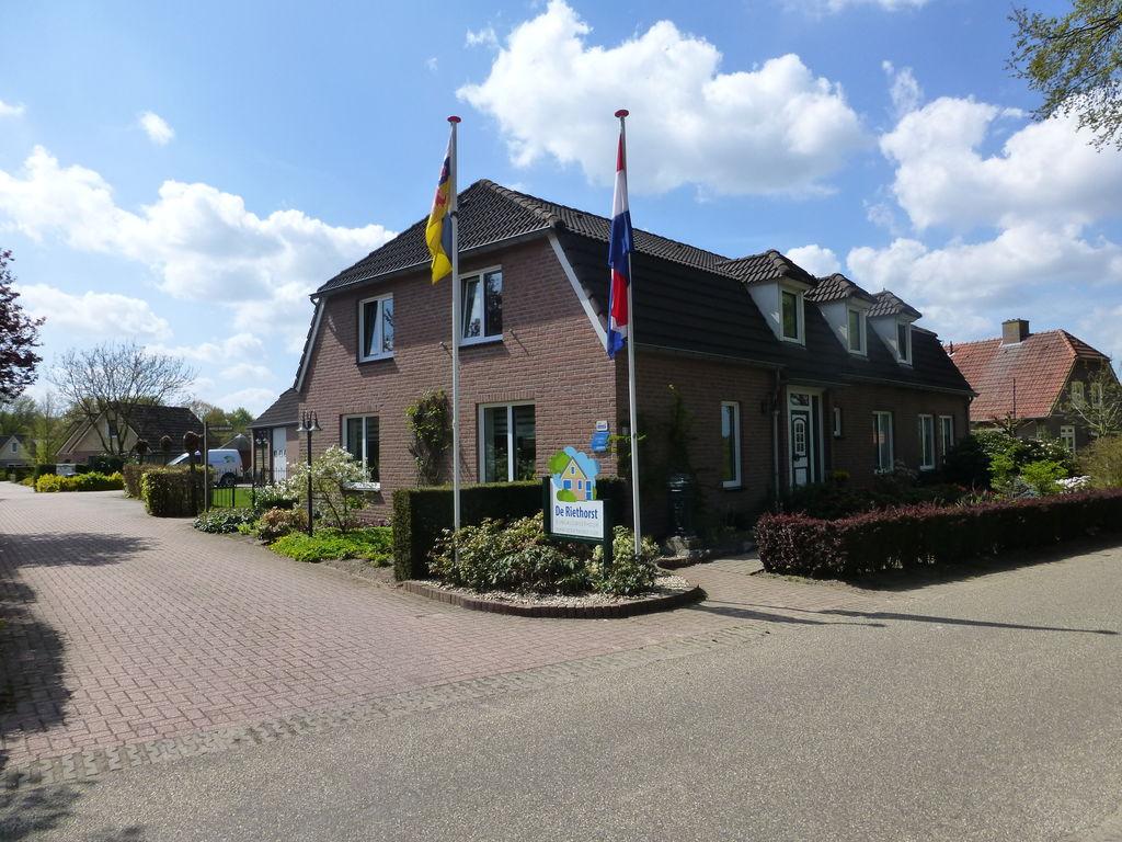 Ferienhaus Komfortables Ferienhaus mit Geschirrspüler in der Natur (165934), Plasmolen, Noord-Limburg, Limburg (NL), Niederlande, Bild 11