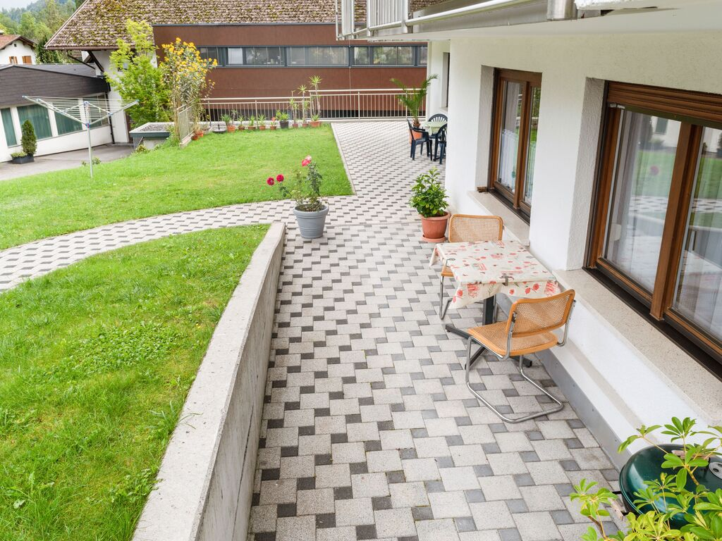 Ferienwohnung Hübsche Ferienwohnung in Vandans mit Gemeinschaftsterrasse (254026), Grän, Tannheimertal, Tirol, Österreich, Bild 5