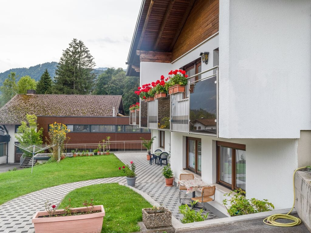 Ferienwohnung Hübsche Ferienwohnung in Vandans mit Gemeinschaftsterrasse (254026), Grän, Tannheimertal, Tirol, Österreich, Bild 20