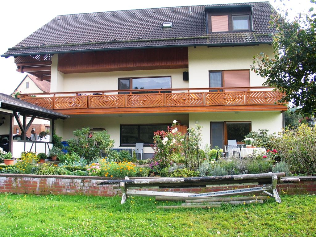 Ferienwohnung Modernes Apartment im Mossautal, Deutschland mit Balkon (168614), Mossautal, Odenwald (Hessen), Hessen, Deutschland, Bild 9