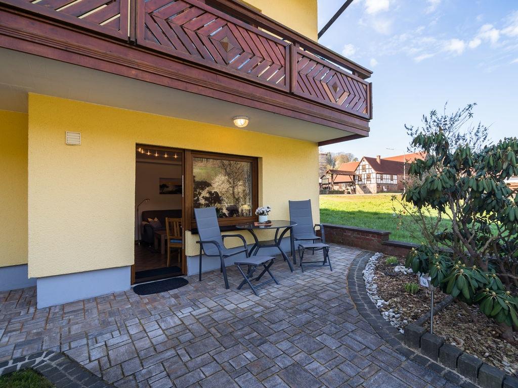 Ferienwohnung Modernes Apartment im Mossautal, Deutschland mit Balkon (168614), Mossautal, Odenwald (Hessen), Hessen, Deutschland, Bild 8