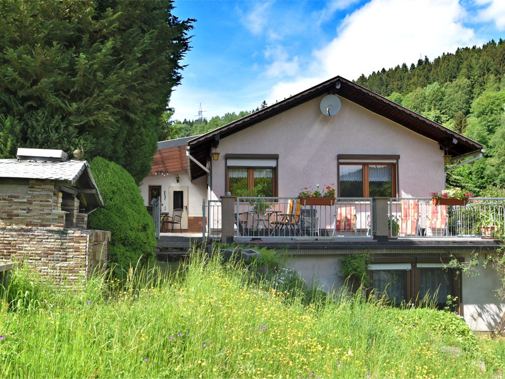 Holiday house Panoramablick (255554), Schönbrunn, Thuringian Forest, Thuringia, Germany, picture 1