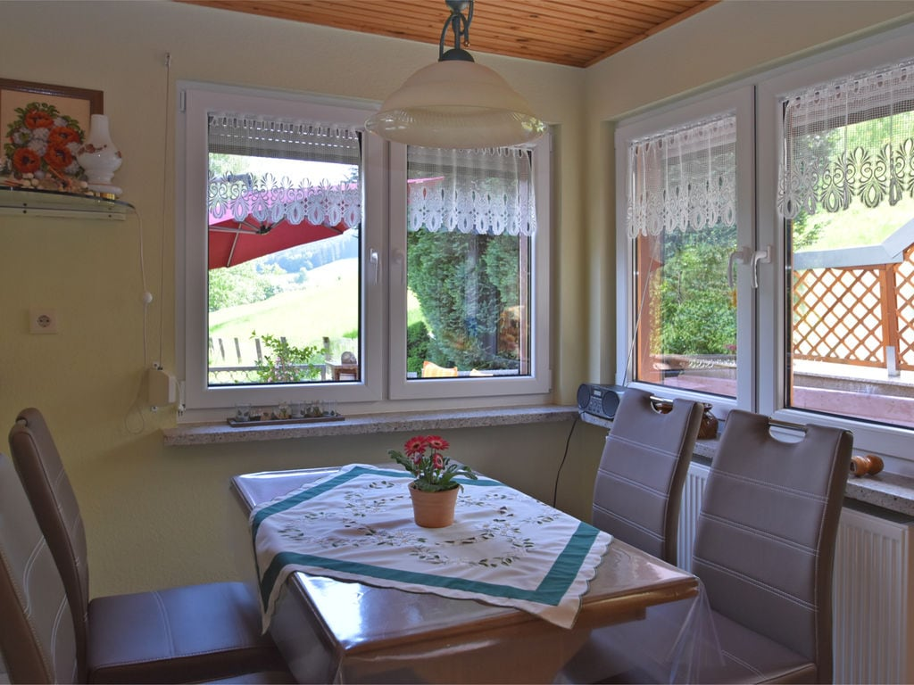 Holiday house Panoramablick (255554), Schönbrunn, Thuringian Forest, Thuringia, Germany, picture 5
