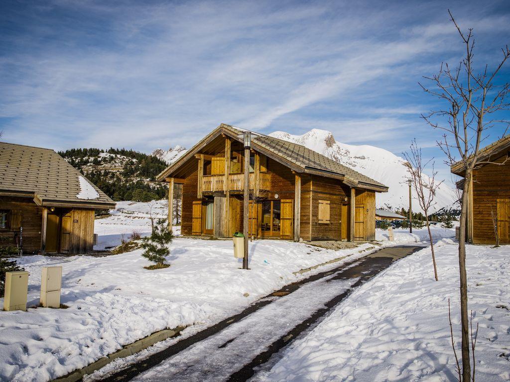 Ferienwohnung Le Hameau du Puy 4 (319829), Superdévoluy, Hautes-Alpes, Provence - Alpen - Côte d'Azur, Frankreich, Bild 25