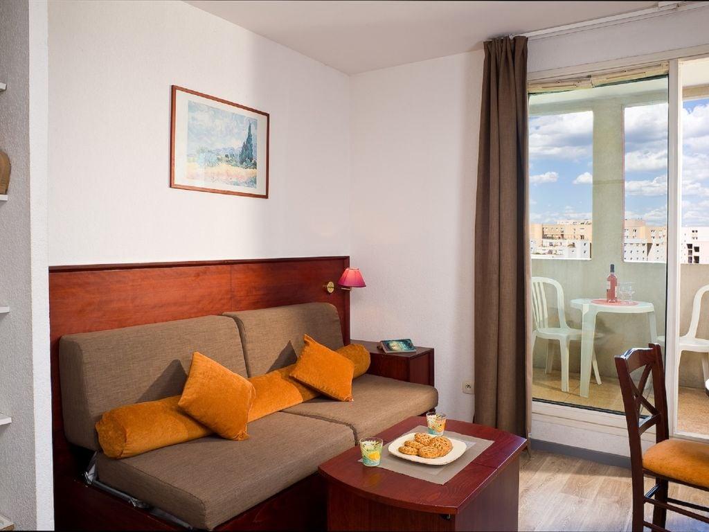Appartement de vacances Residence les Consuls de Mer 1 (191911), Montpellier, Côte méditerranéenne Hérault, Languedoc-Roussillon, France, image 9