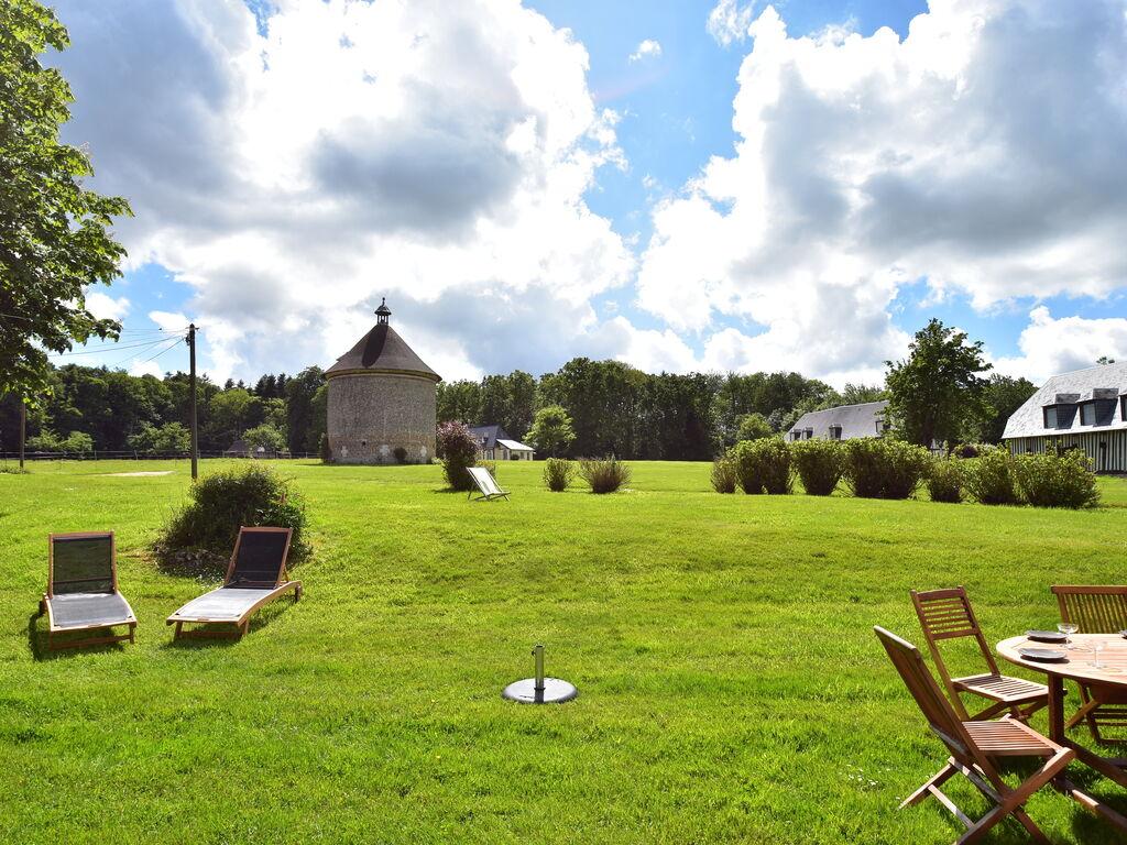 Ferienhaus Charmantes Cottage in Asnières mit Terrasse (179984), Cormeilles, Calvados, Normandie, Frankreich, Bild 28