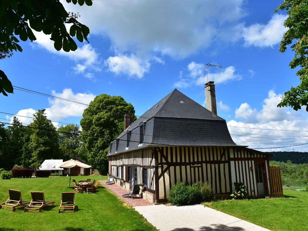 Ferienhaus Charmantes Cottage in Asnières mit Terrasse (179984), Cormeilles, Calvados, Normandie, Frankreich, Bild 3