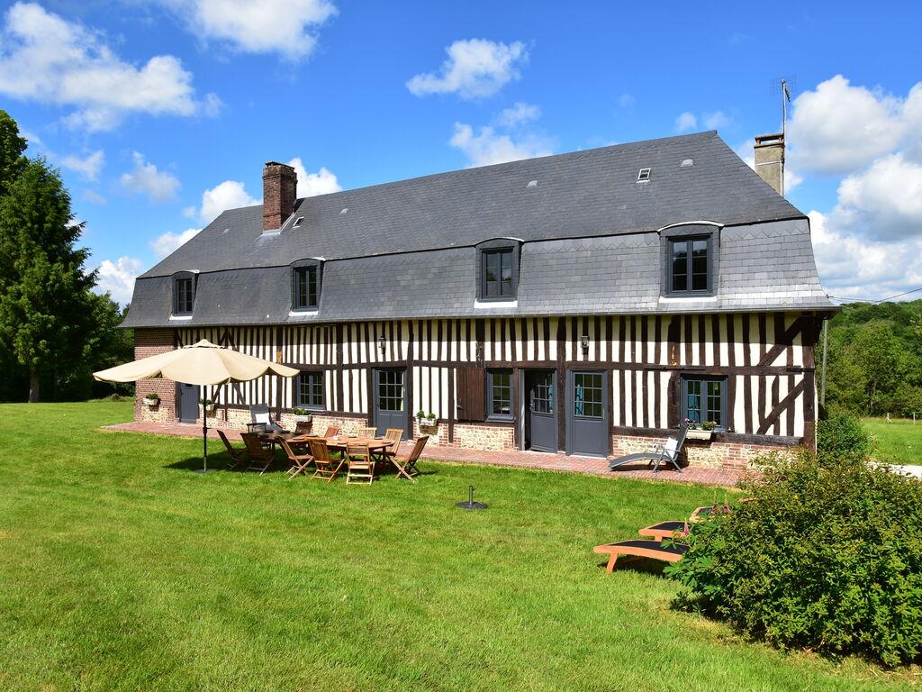 Ferienhaus Charmantes Cottage in Asnières mit Terrasse (179984), Cormeilles, Calvados, Normandie, Frankreich, Bild 4